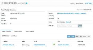 Come creare il tuo token Ethereum in 20 minuti